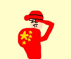 Communism Man.