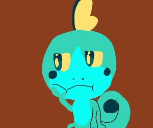 Bored Chameleon