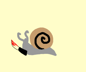 Murderous Snail