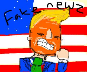 Angery Dolan trompf