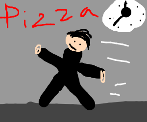 PIZZA TIME! (Spiderman 2)
