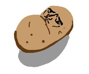 Step 30: be reincarnated as a potato