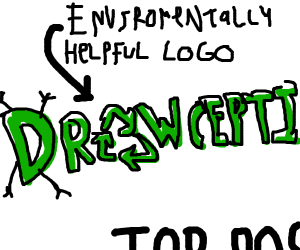 Drawception, but it's green