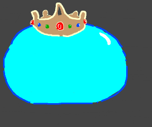 The King Slime From Terraria!