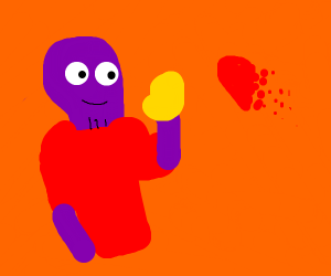Thanos breaks your heart :(