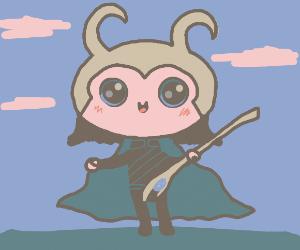 Kawaii Loki (marvel)