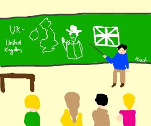 Education in UK