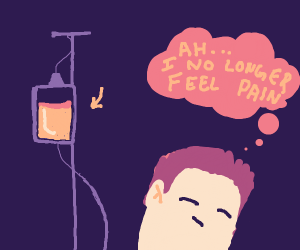 anaesthetic