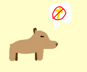Capybara isn't religious