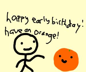 8 More Days Until My Birthday Drawception