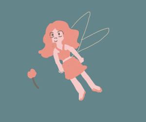 Rosetta(fairy from tinker bell)