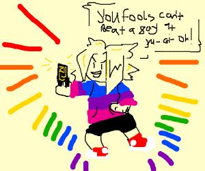 im Gay AND Good At Yu-gi-oh