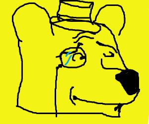 That high-society Winnie the Pooh meme
