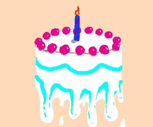 Melting Cake
