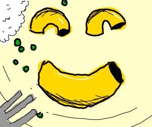 smile macaroni