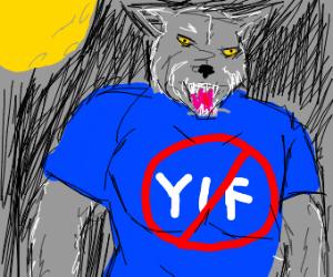 werewolf aren't furries