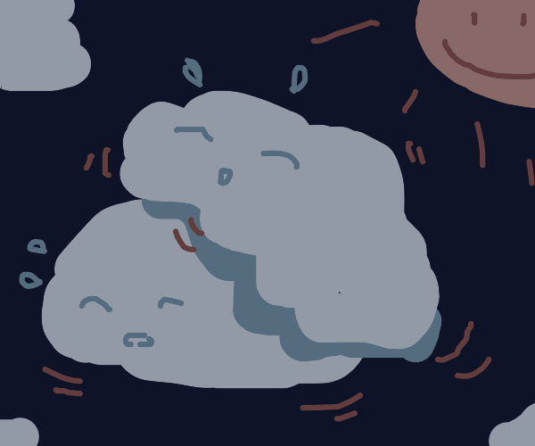clouds mating