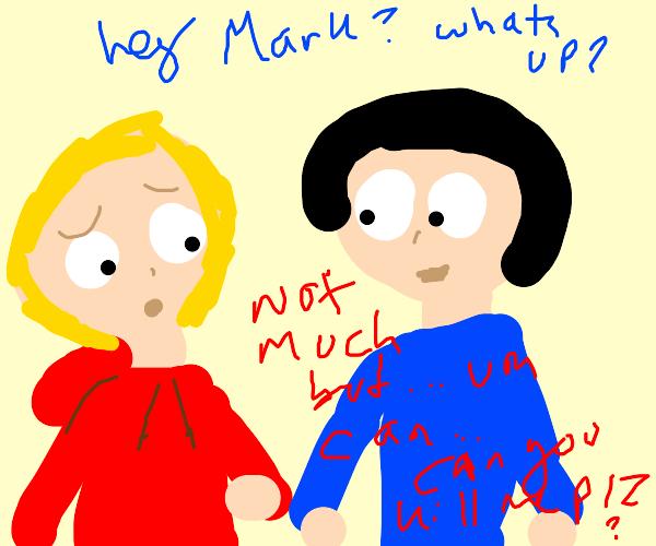 Mark Wants To Die