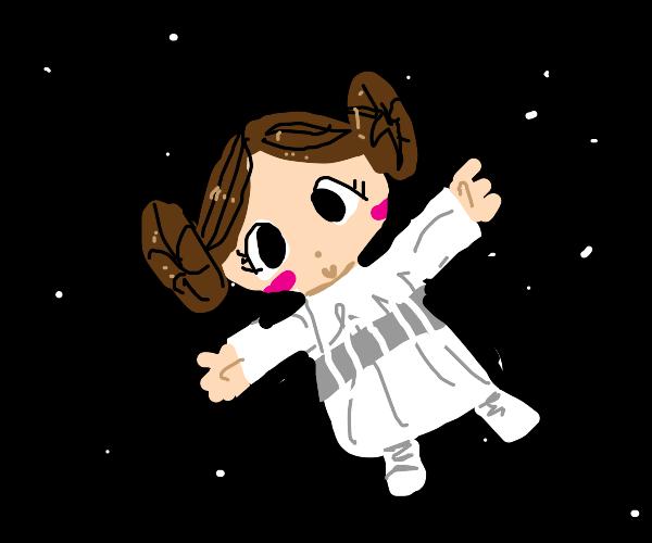 star wars chibi girl