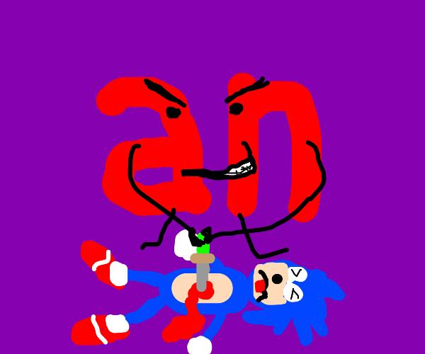 an murders sonic