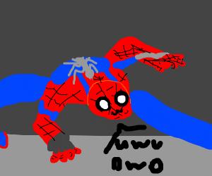 OWO spiderman