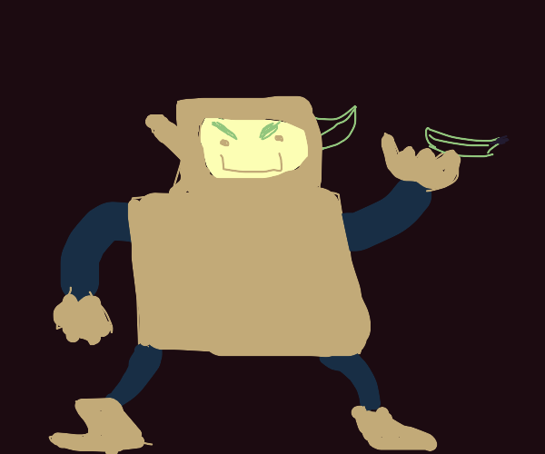 Wood Man (Mega Man 2)