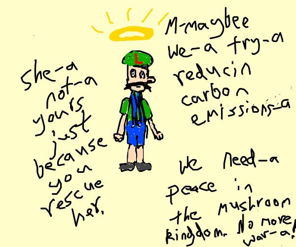 Luigi but good
