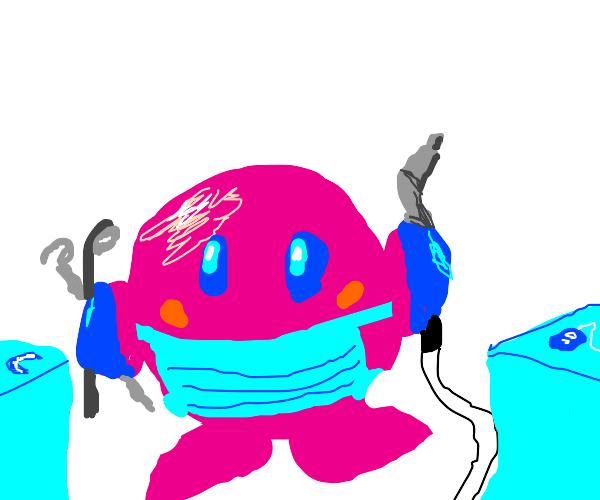 Kirby is a dentist