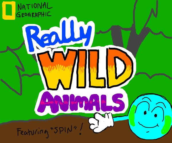 REALLY WILD ANIMALS LOGO