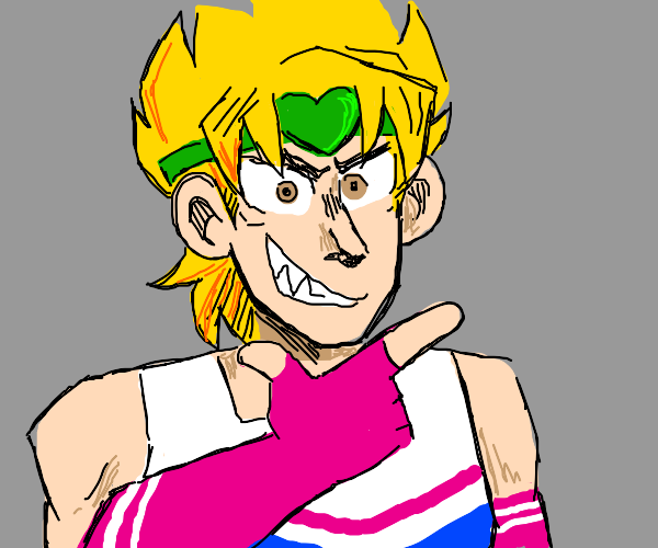 Dio doing Hit or Miss
