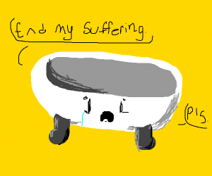 End the tubs suffering