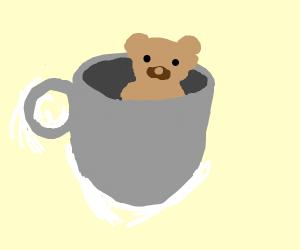 Mug o' puppers
