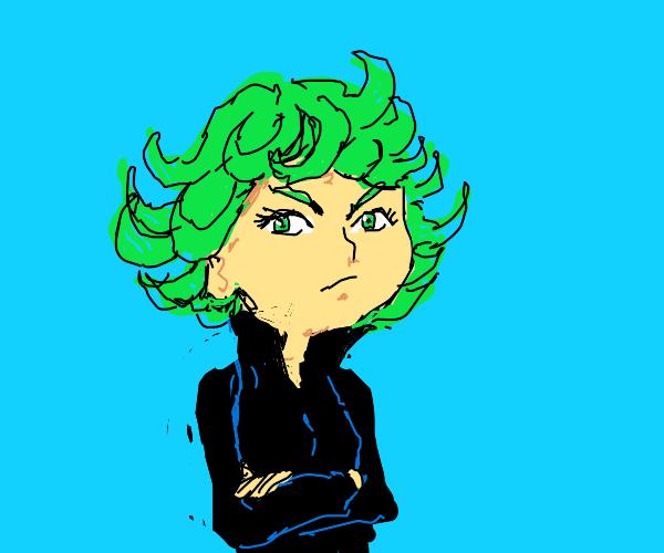 Angry Tatsumaki