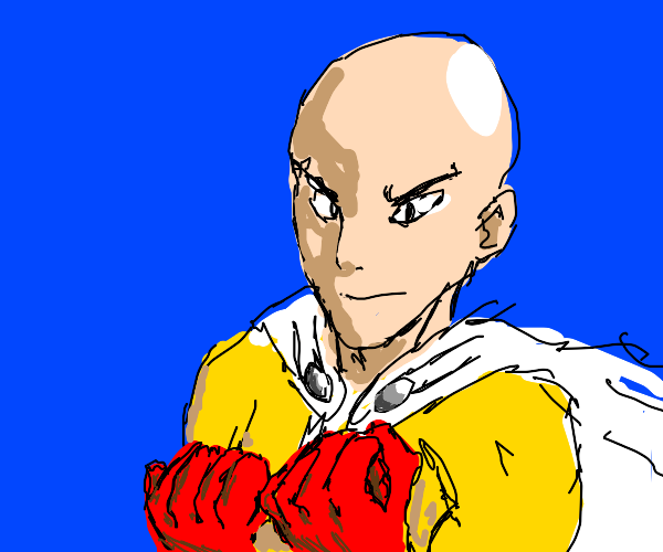 Two punch man