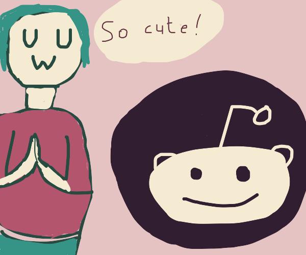redditors are so cute uwu