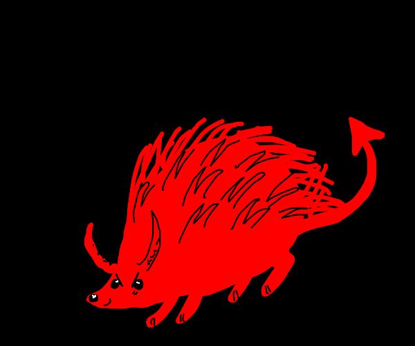 Demon hedgehog