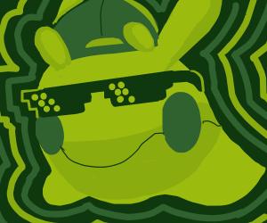 Cool Goomy (the pokemon Goomy)