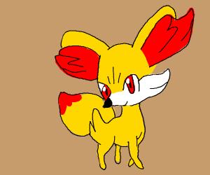 Fennekin (Pokémon super mystery dungeon)