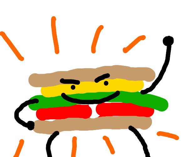 Super Sandwich.