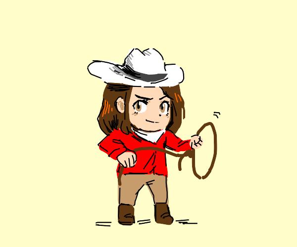 Chibi cowgirl