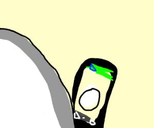 Egg Playing Drawception