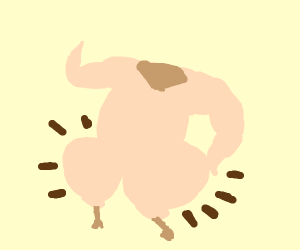 thicc chicken