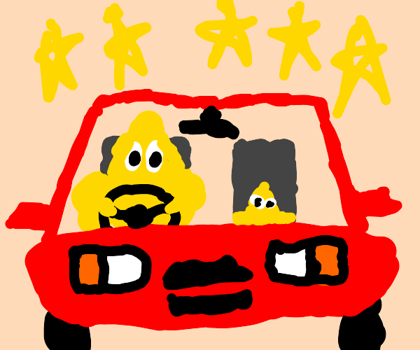 Driving with Stars