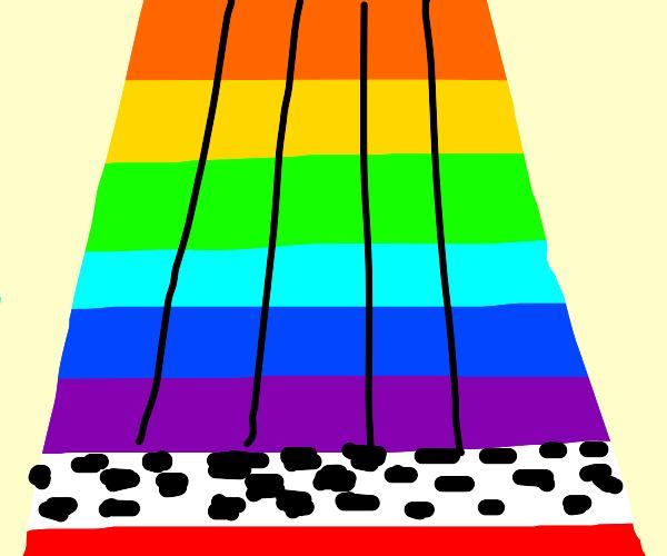 Rainbow road (mariokart)