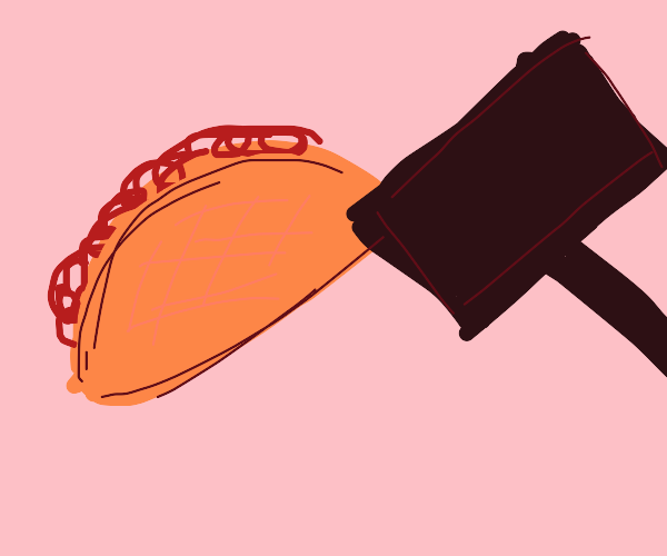 a taco for thor