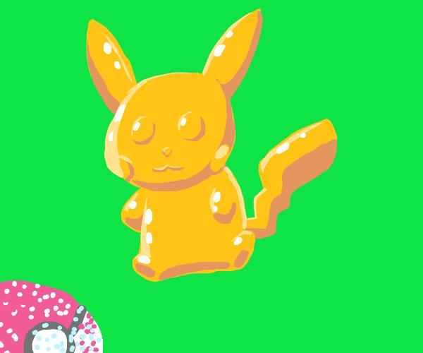 gummy bear pikachu