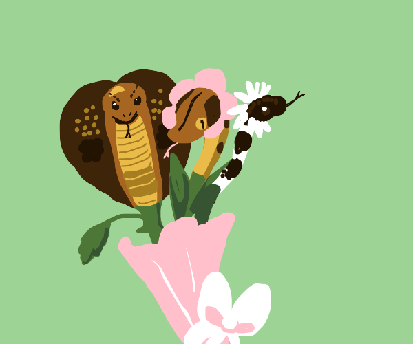 Snake Flowers