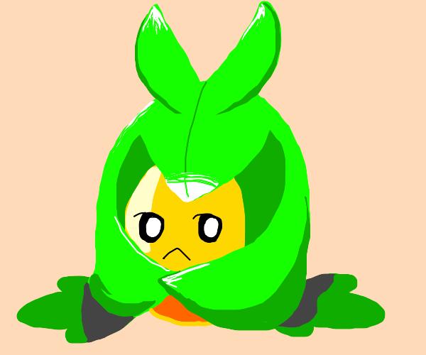 cute green pokemon