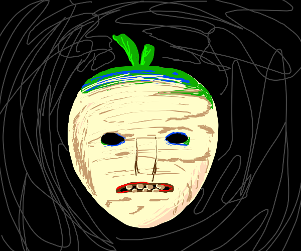 Frightening Turnip