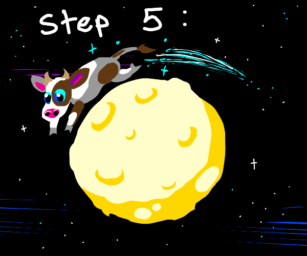 Dream with step 4: a a a fork?